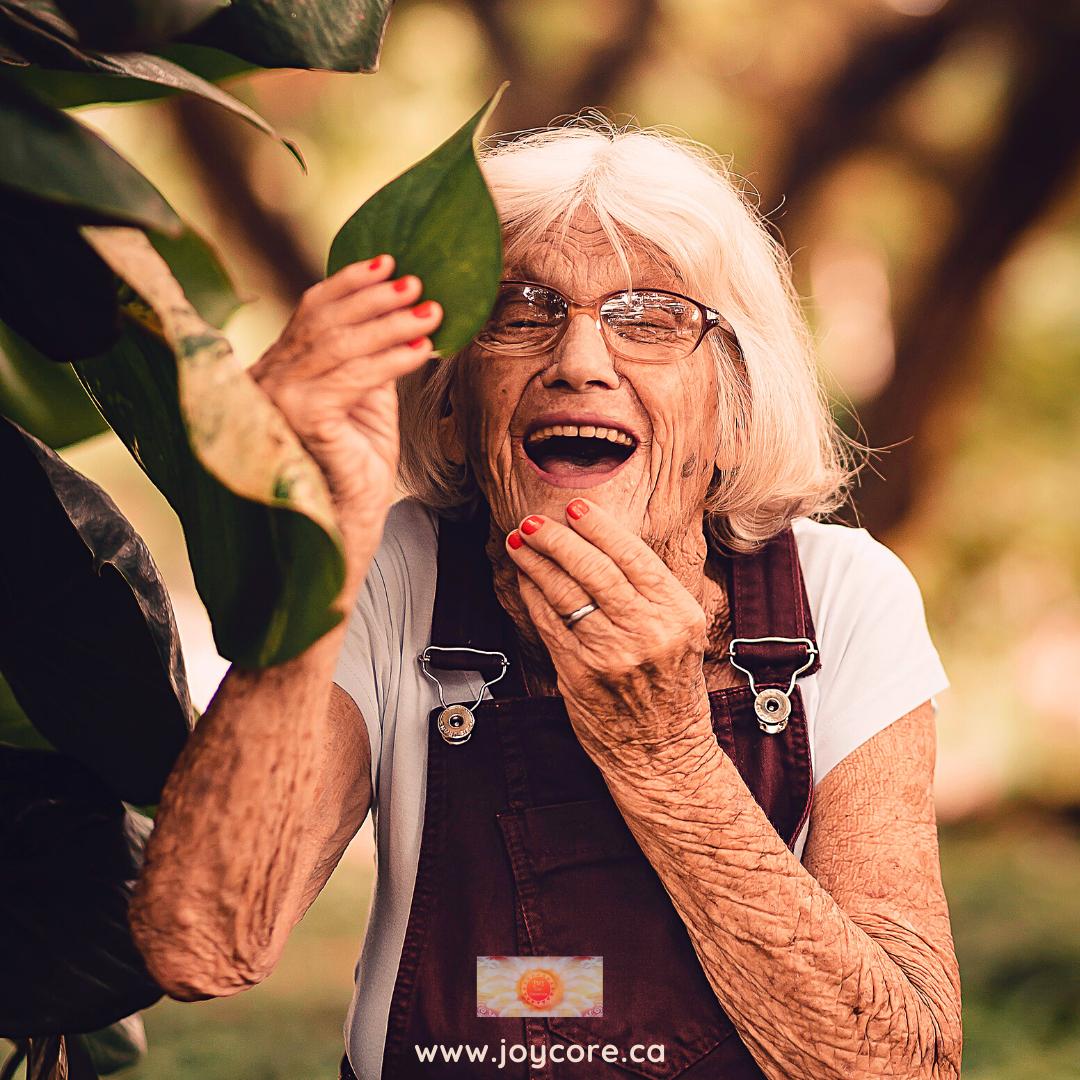 Grandma Simply Happy