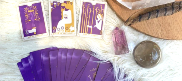 Book Review of Everyday Tarot by Frances